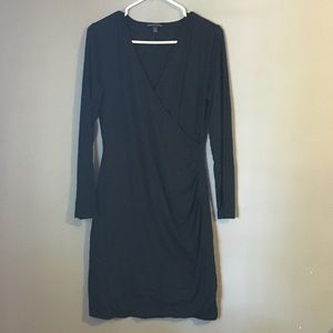 Banana Republic Back Wrap Dress